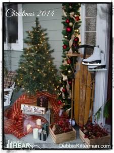 Kitterman porch 2014 - left
