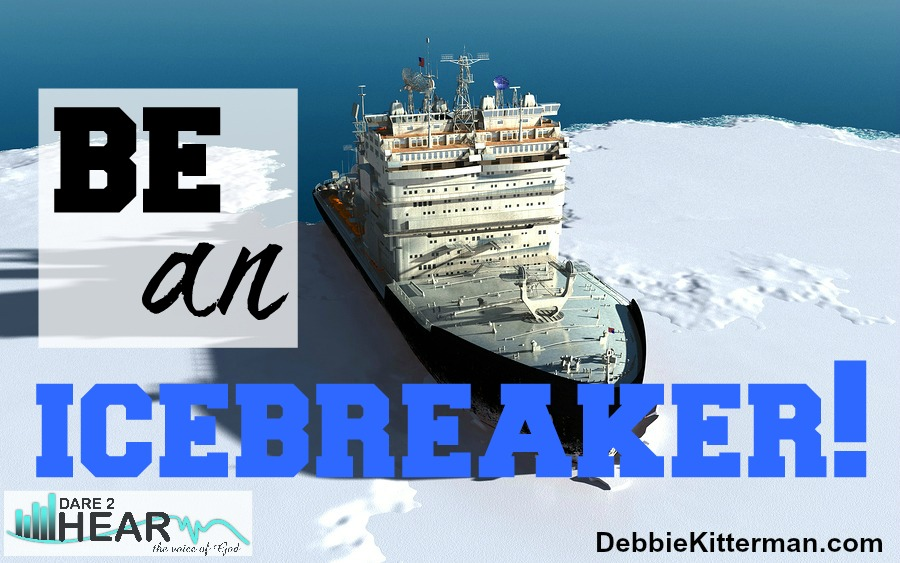 Become An Icebreaker!