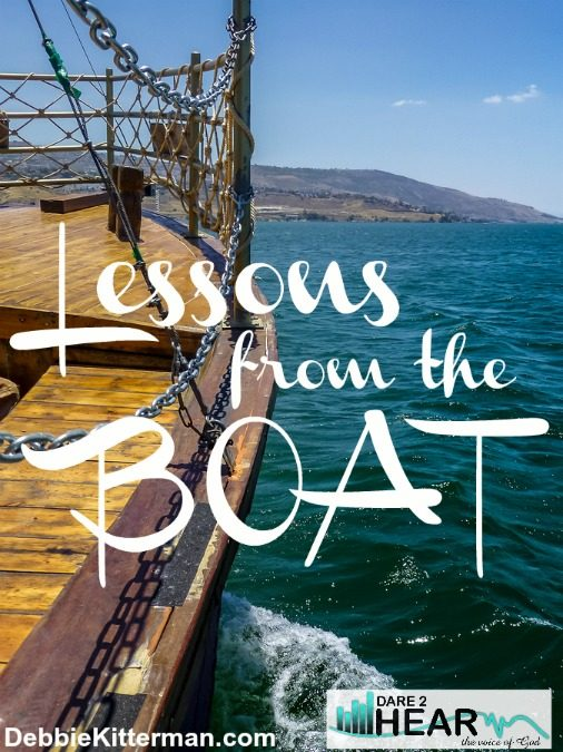 Lessons from the Boat