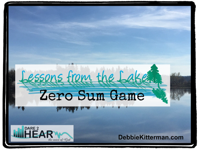 Zero Sum Game Vlog #20 Lessons from the Lake