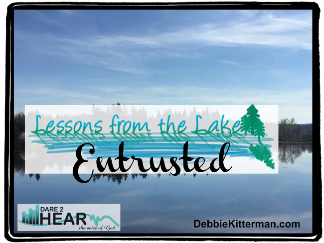 Entrusted VLog #25 Lessons from the Lake