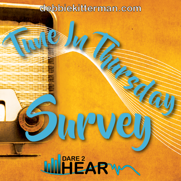 Tune In Thursday Linkup #14 & Survey