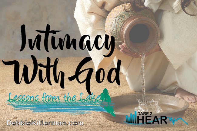 Intimacy with God Vlog #44 Lessons from the Lake
