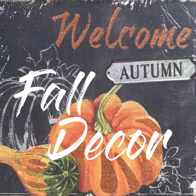 Fall Decor & Tune In Thursday #32