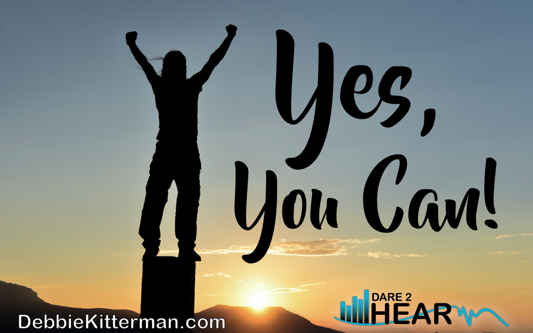 Yes, You Can! &Tune In Thursday #33