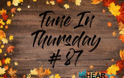 Unexpected Friendships & Tune In Thursday #87